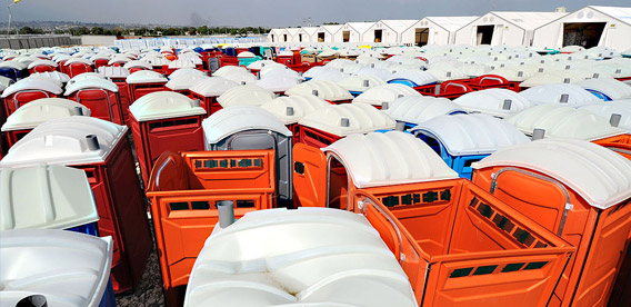 Champion Portable Toilets in Wyoming, MI